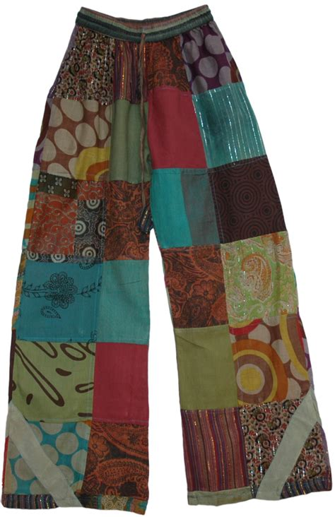 Patchwork Clothes - green patchwork lounge clothing patchwork