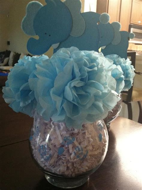 centerpieces for a baby shower best 25 baby shower centerpieces ideas on