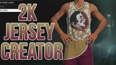 Jersey Creie Ori nba 2k16 new jersey creator