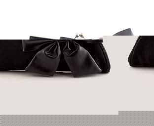 Big Bow Clutch Bags At Barratts by Barratts Womens Shoes