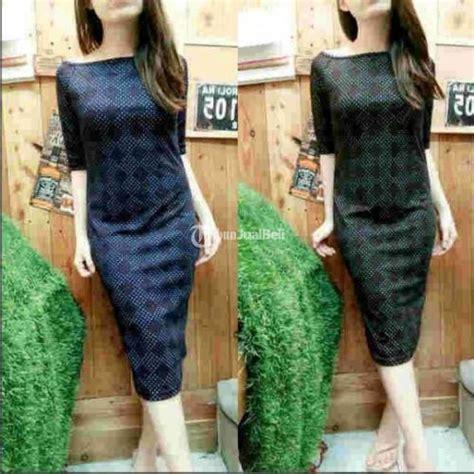 Klp Jumsuit Js Navy Baju Wanita Celana Blouse Kaos baju wanita terbaru dress medium korea polkadot murah quality dijual tribun jualbeli