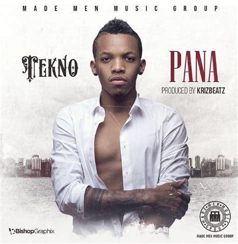 tekno new song download tekno pana prod krizbeatz song mp3 music video