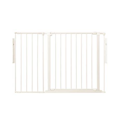 pet room dividers safetots room divider baby safety or pet gate wide barrier white partioner ebay