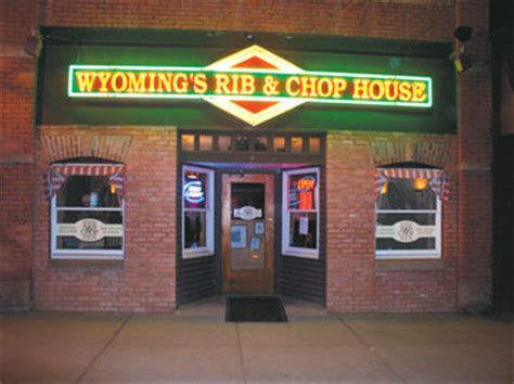 Chop House Ri by Wyoming S Rib Chop House Wyoming Restaurants
