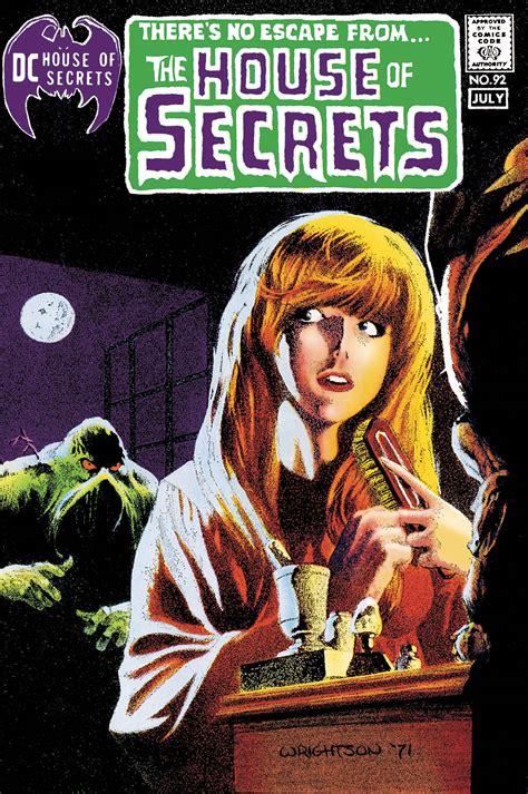 house of secrets bernie wrightson fresh comics