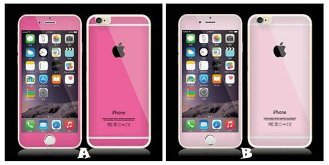 iphone   pink diamond tempered    pm