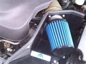 Chrysler 200 Air Intake Mopar Genuine Chrysler Parts Accessories Chrysler 200