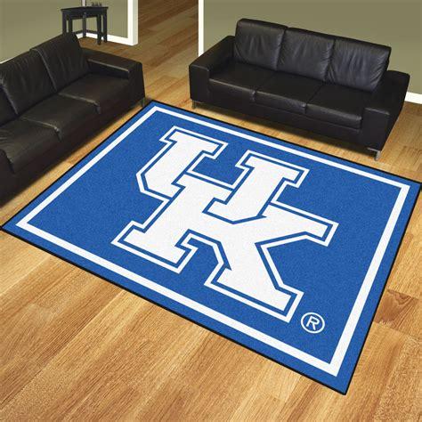 of kentucky rug of kentucky wildcats area rug 8 x 10