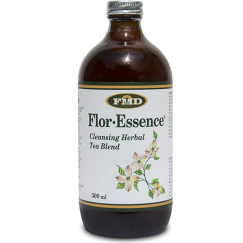 Flor Essence Detox Diet by Fmd Flor Essence Detox Tea 500ml Liquid Uk Supplier