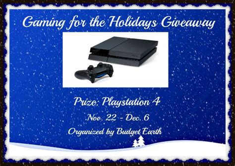 Playstation 4 Giveaway - playstation 4 giveaway the bandit lifestyle