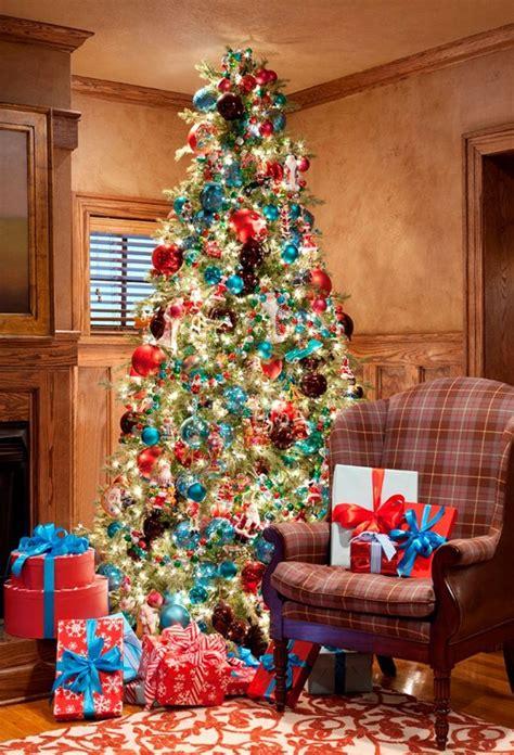 merry brite decorations 40 tree decorating ideas