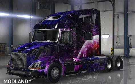 star skin  big henk trucking  volvo  vnl  truck shop  frank brasil ats mod