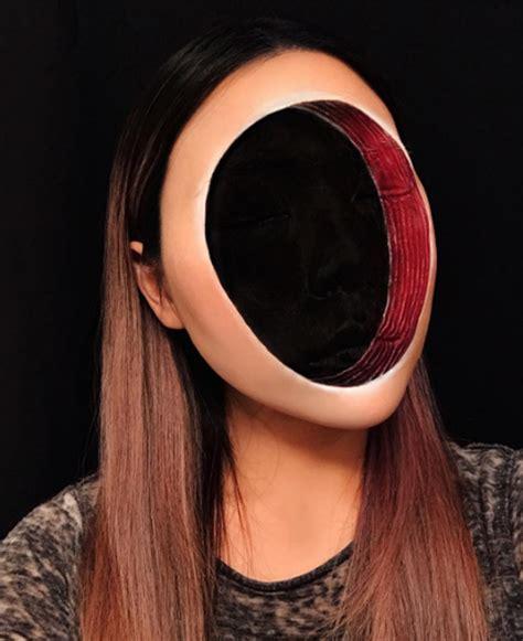 ilusiones opticas impactantes impresionantes maquillajes el arte de crear una ilusi 243 n