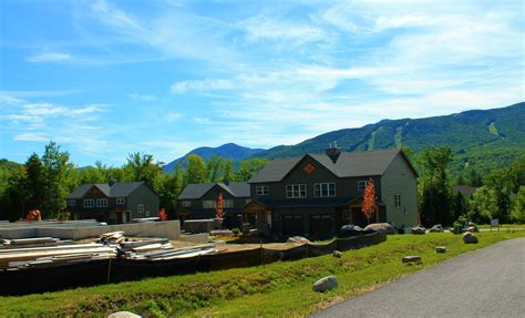 forest ridge lincoln nh new hshire new construction townhouses at loon moun