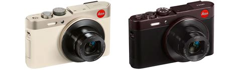 Leica C the new leica c type 112 is based on the panasonic lf1 designed by audi leica rumors