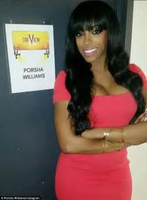 how does porsha william take care of hair porsha williams trainer reveals her weight loss secrets