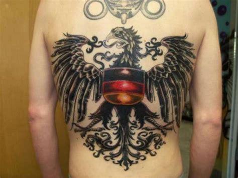 nazi eagle tattoo designs german eagle