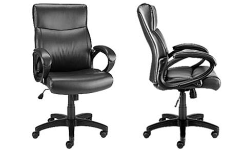 staples brown computer chair staples leather computer chair 49 99 orig 150 simple
