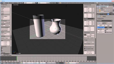 tutorial blender portugues aula 3 4 blender 2 62 tutorial em portugues modelando