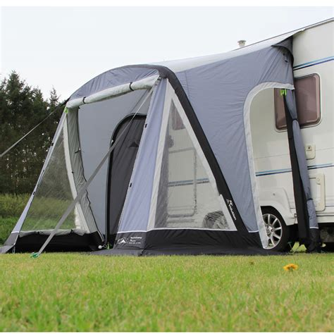 air porch awning sunnc swift 220 air plus caravan porch awning leisure
