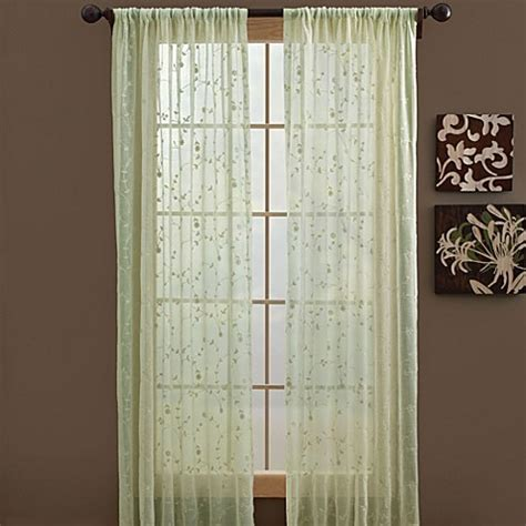 b smith curtains b smith bermuda rod pocket window curtain panels bed