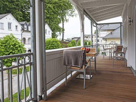 auf der veranda ferienwohnung veranda der villa fabiola binz auf r 252