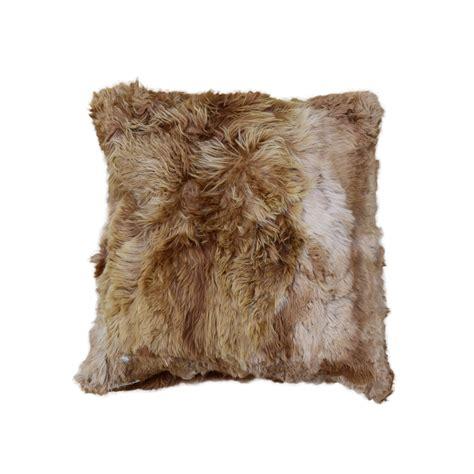 Alpaca Fur Pillows by Brown Alpaca Fur Pillow 20 Quot Taxidermy Mounts For Sale