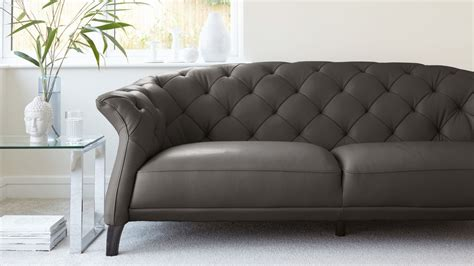 leather chesterfield sofa uk leather three seater sofa 3 seater leather sofa living