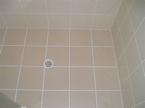 sealing bathroom tiles and grout before and after grout and tile cleaning and sealing sunshine coast bathroom
