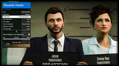 reset gta online character how to change your character s appearance in gta 5 online