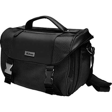 nikon bags and cases nikon deluxe digital slr gadget bag for d4s