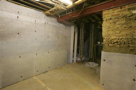image efflorescence on basement walls new basement and