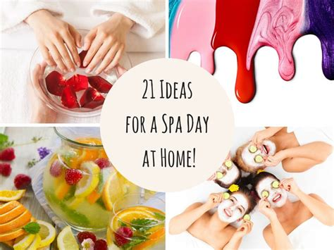25 best ideas about home spa day on at home