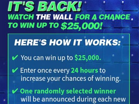 The Wall Win At Home Sweepstakes - the from you flowers fly into the new year sweepstakes