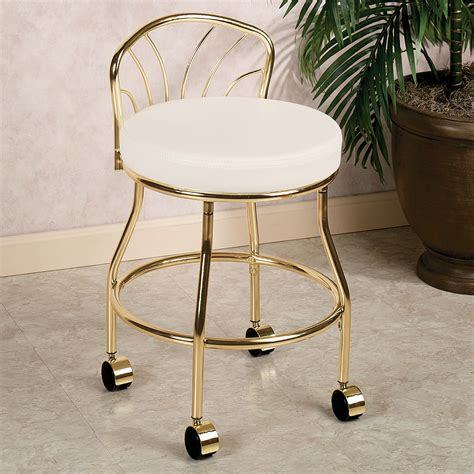White Vanity Stool Chair by Newest Selections Of Makeup Vanity Chair Homesfeed