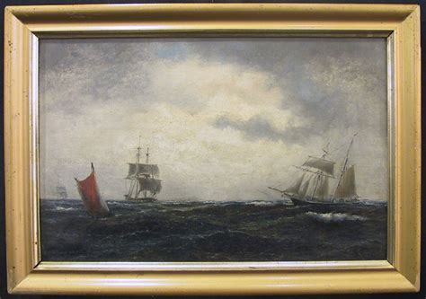maritime m bel carl 1818 1878 vestjysk kunstgalleri