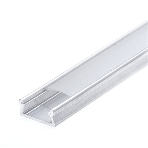 Aluminum Surface Mount Led Profile Housing For Led Strip Led Light Housing