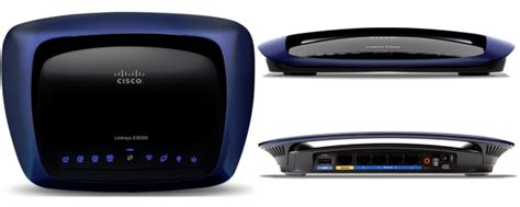Router Linksys E3000 fs linksys e3000 wireless router used