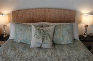 seagrass headboards king cal king sizes