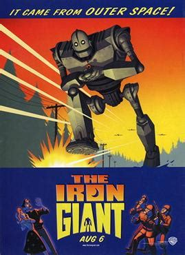 The Iron Giant by The Iron Giant Wikipedia