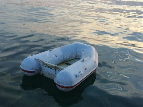 dinghy boat photos small inflatable dinghy stock image image of inflatable