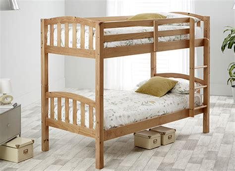 Bunk Bed Fan Bedmaster Pine Bunk Bed Furniture Fan Uk