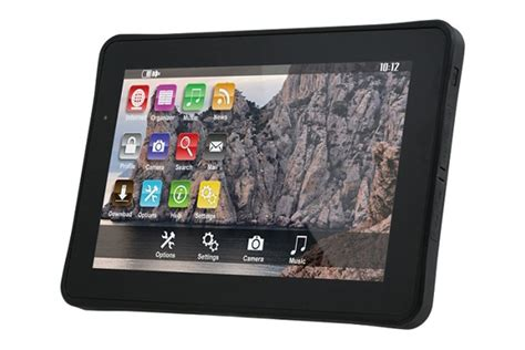 rugged android tablets rtc 900r rugged android tablet fully outdoor tablet pc industrial grade tablet