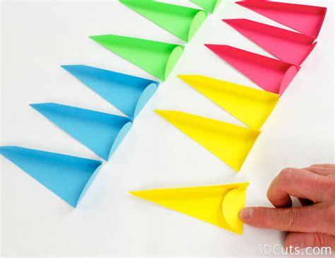 How To Make A Umbrella Out Of Paper - tutorial 3d umbrella 3dcuts