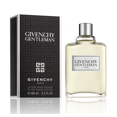 Givency Set 3 In One Code 8809 givenchy gentleman fragranced after shave lotion 100ml