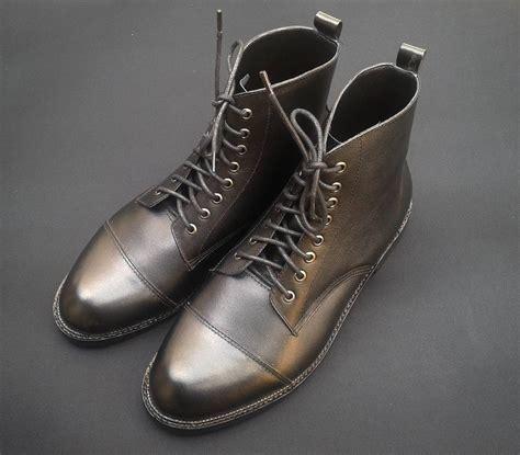 Sepatu Derby Captoe by Sepatu Boots Pria Dan Wanita Ada Di Magetansepatu