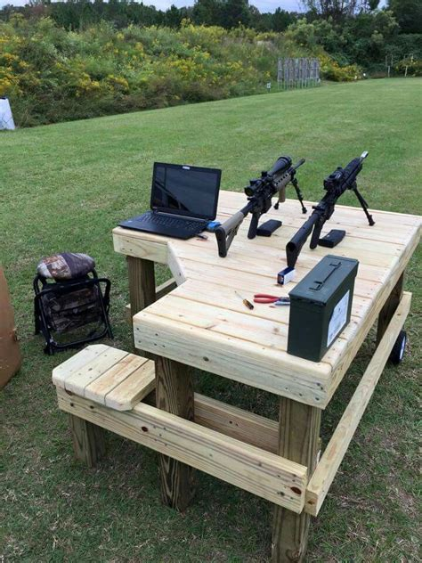 build shooting bench rest best 25 shooting range ideas on pinterest ar15 build