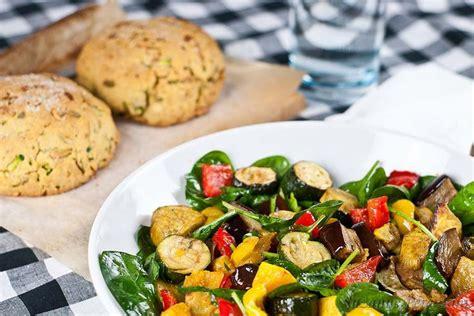 ibs d vegetables best 25 roast vegetable salad ideas on
