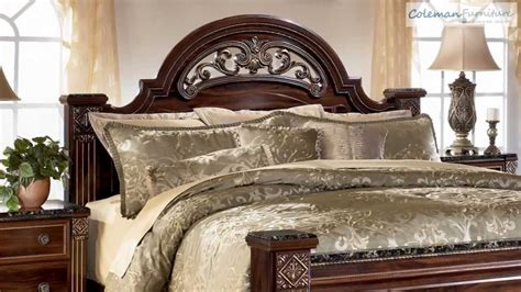 bedroom sets by ashley furniture wyatt queen bedroom set by ashley signature design