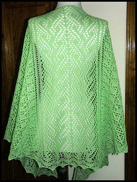 pattern for lace yarn quot eala quot knit faroese lace shawl in wool fingering weight